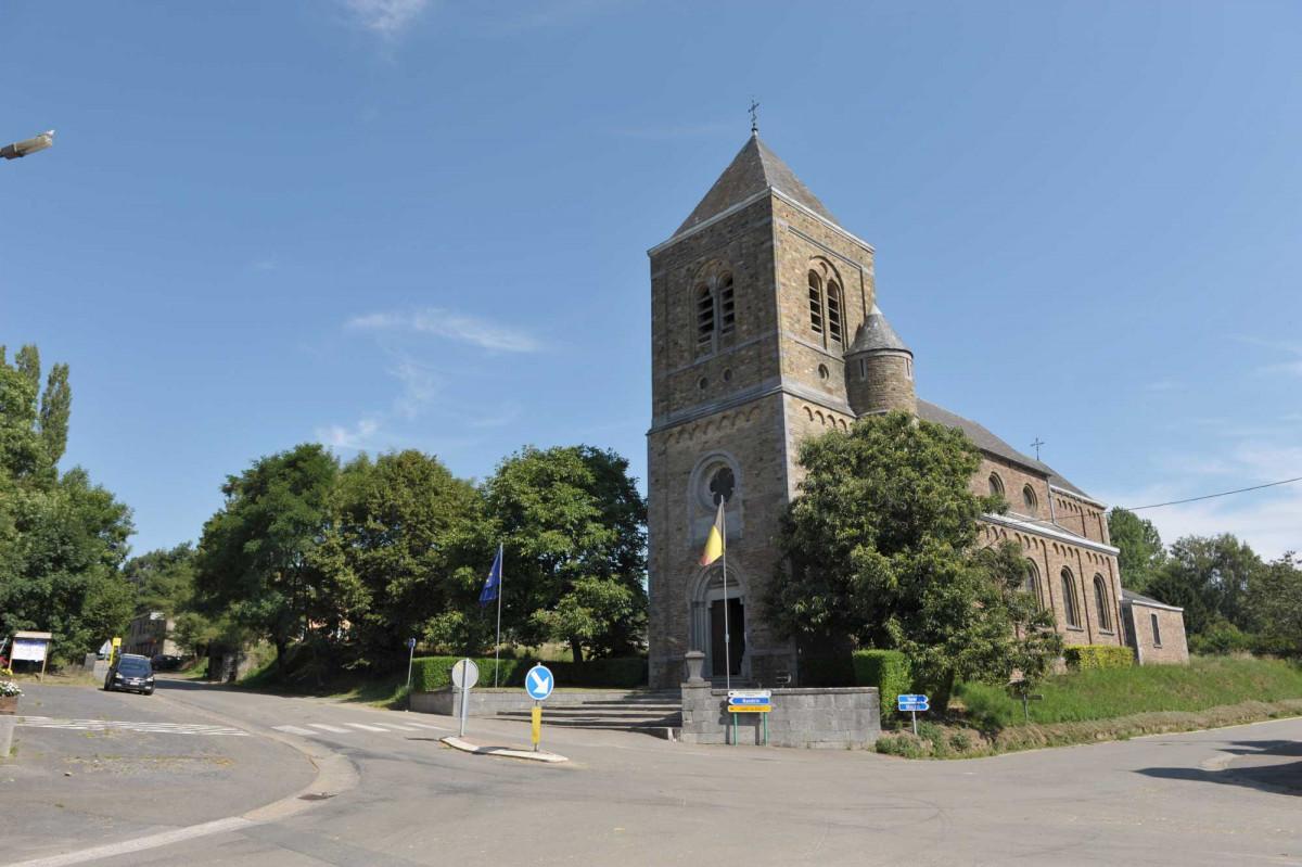 Eglise de Fraiture
