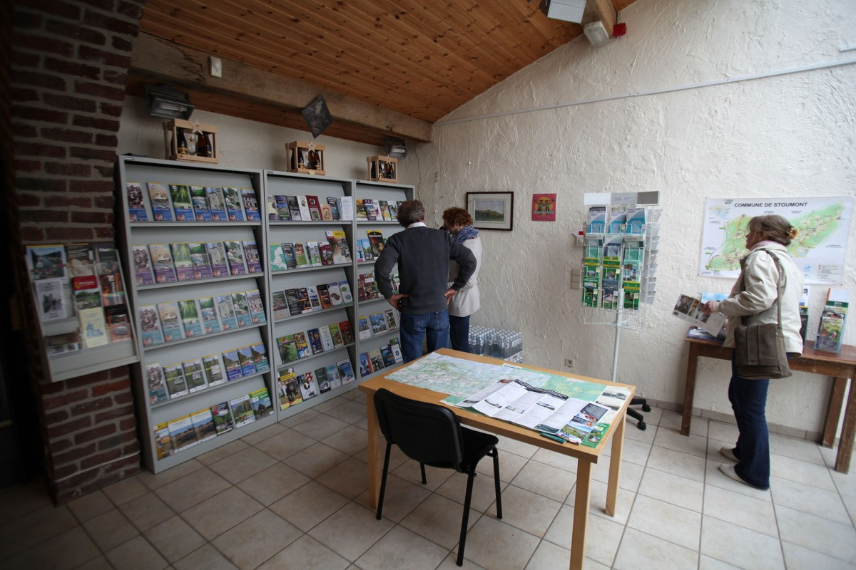 Office du Tourisme Stoumont - Brochures