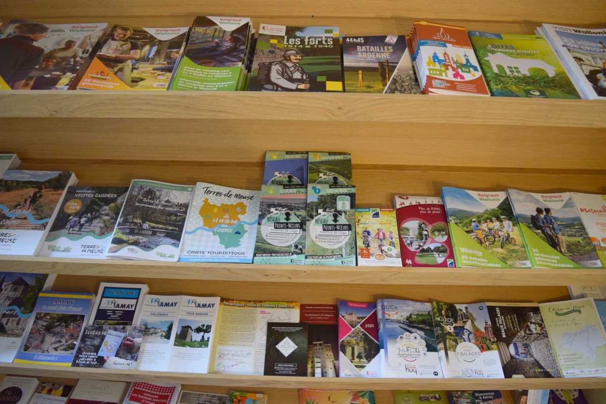 Documentation touristique