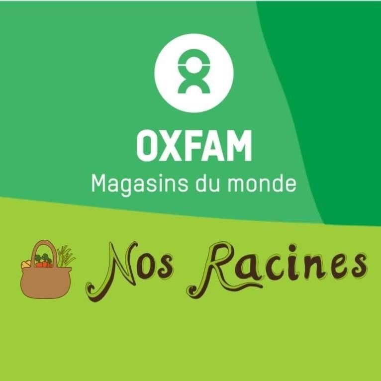 Nos Racines-Oxfam -logo