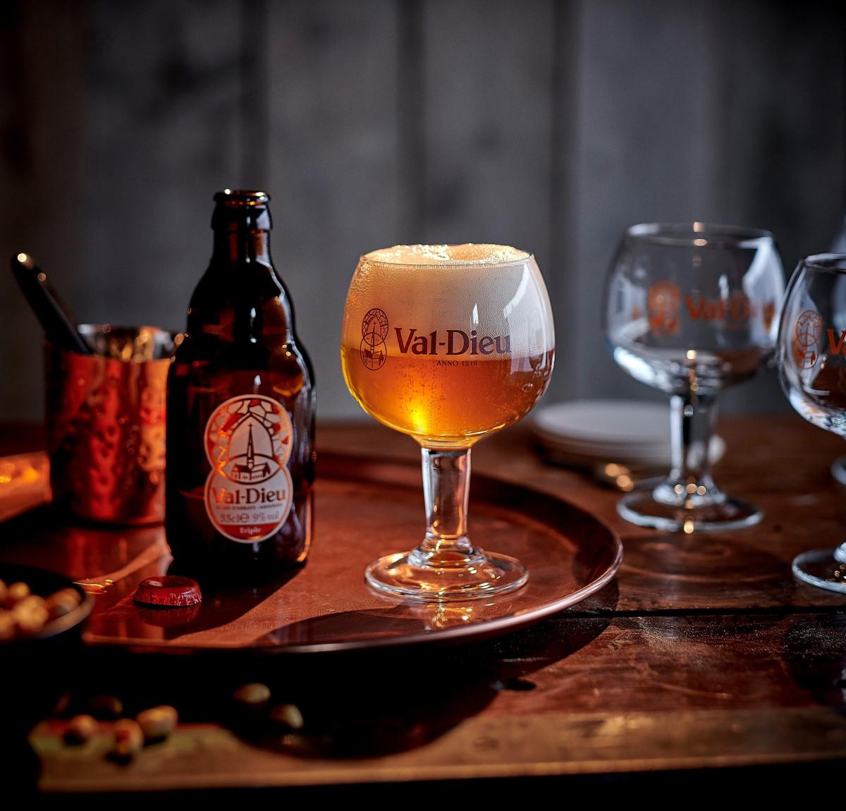 Bières val dieu