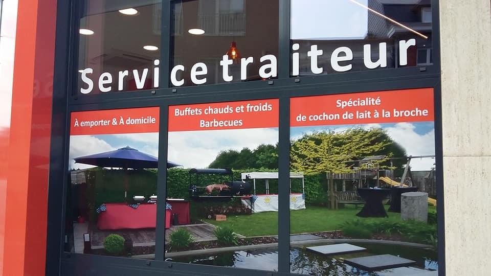 Boucherie GOHY J-Y -Battice-vitrine