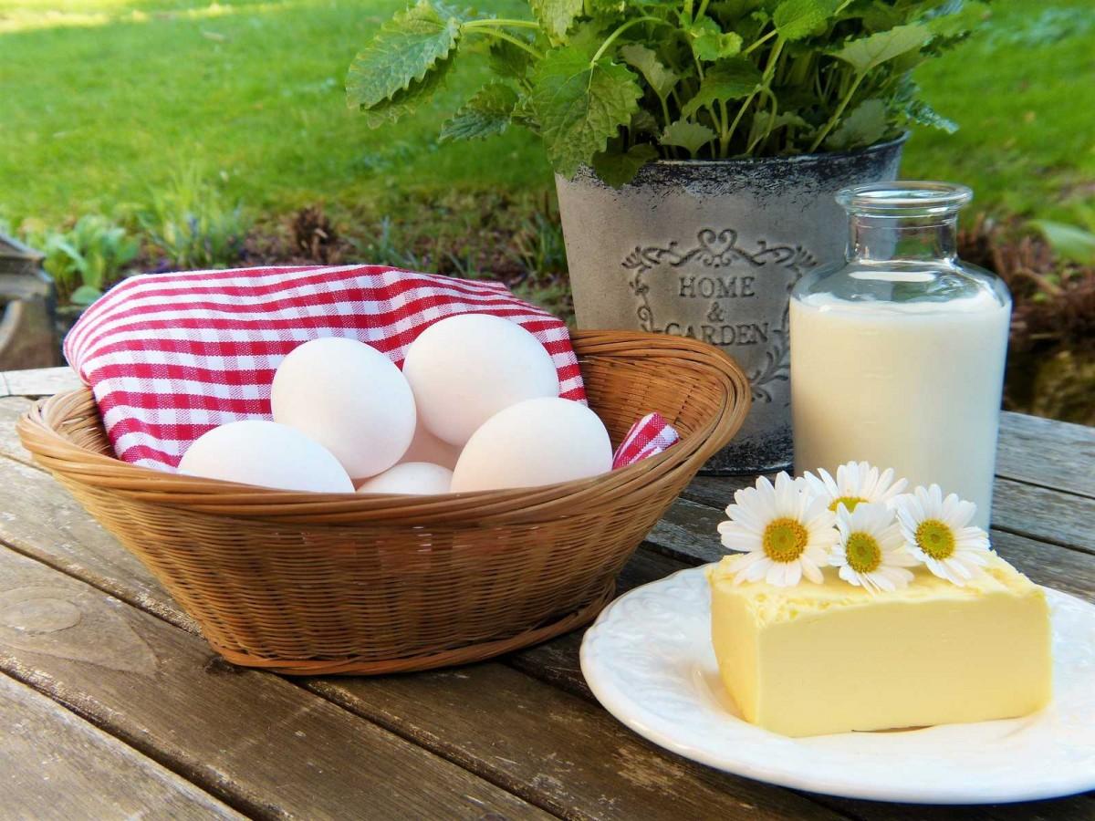 Lait-beurre