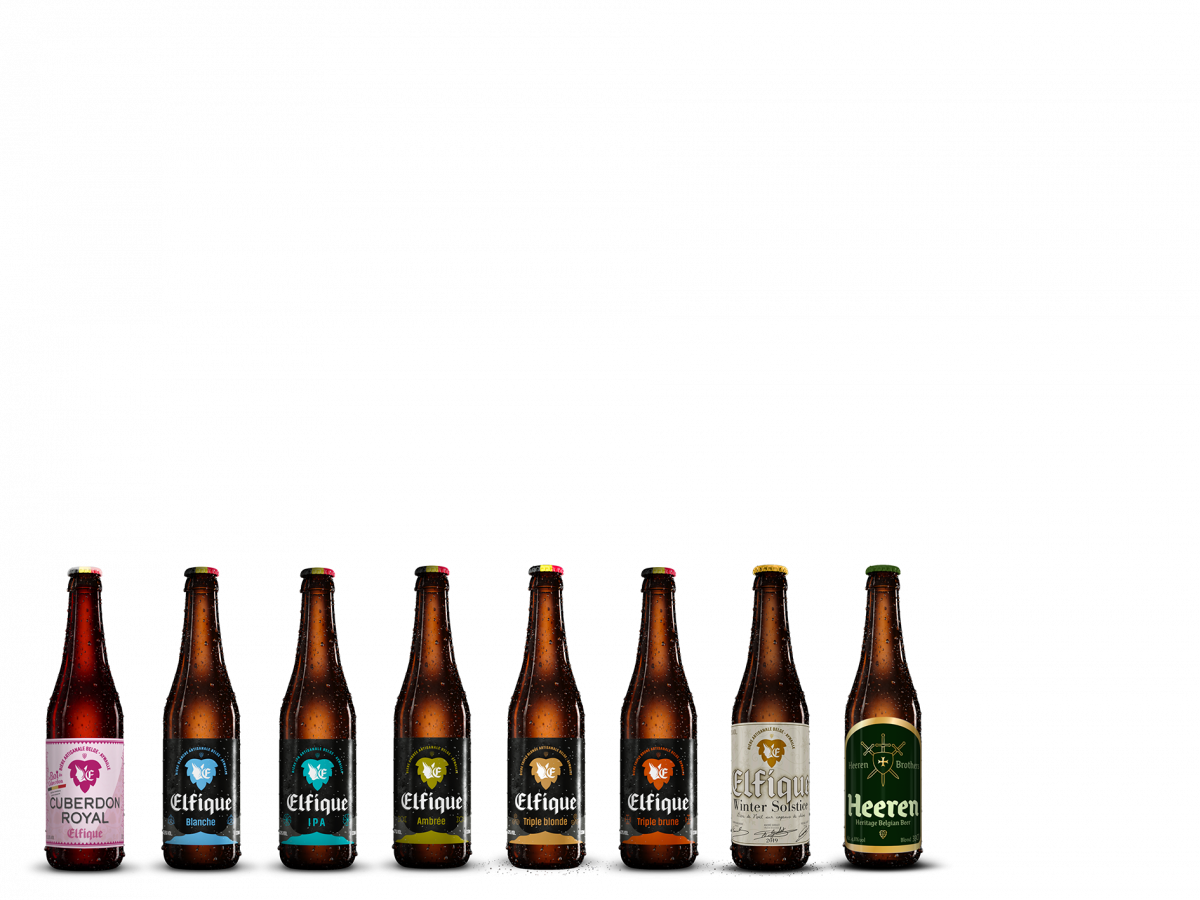 Bières elfique