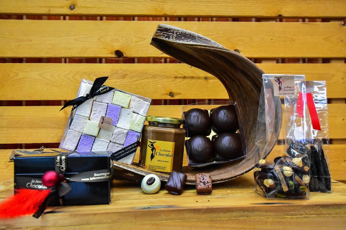 Soumagne femme chocolat DSC_1546 © FTPL Mfred DODET