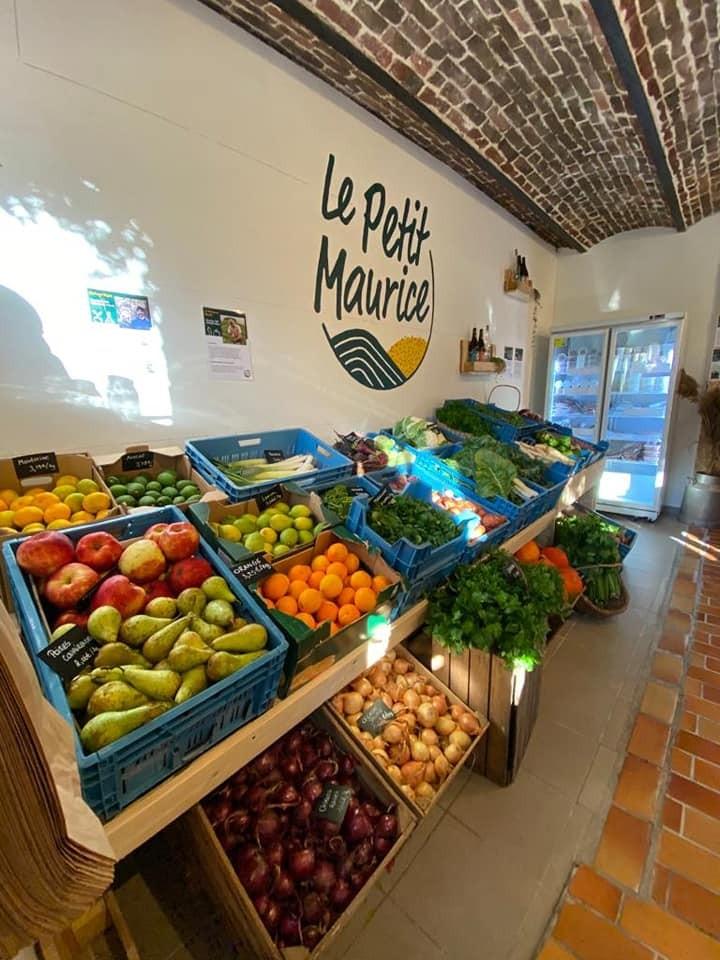 Le Petit Maurice - légumes