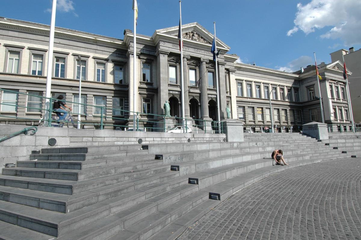 Aquarium-Museum - Liège - Façade