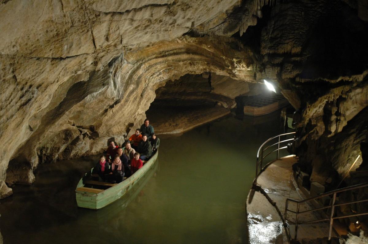 Navigation souterraine