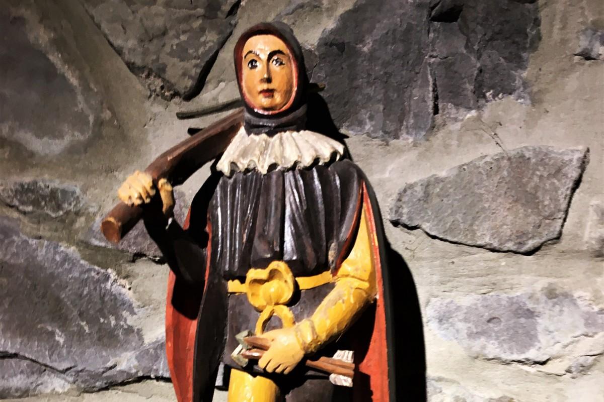 Musée de l'Abeille - Tilff - Zeidler gardien des ruches Bavière