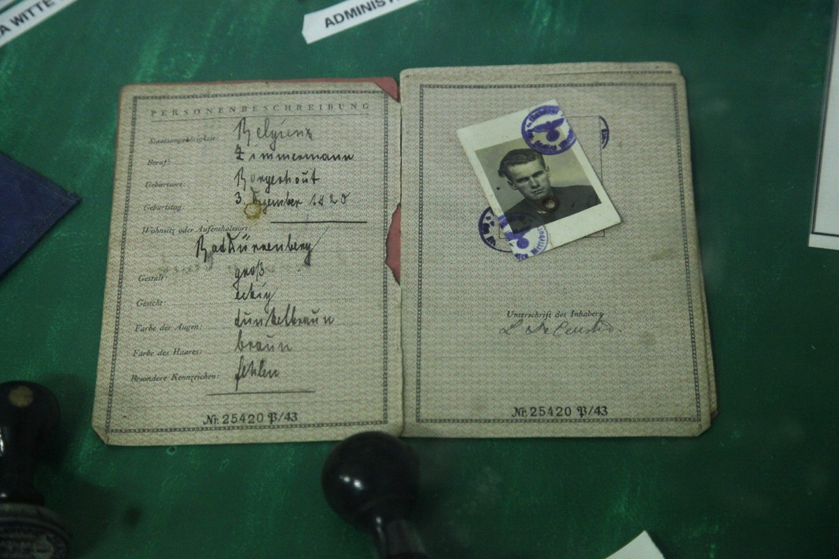 Fort de Flémalle - Flémalle - archive