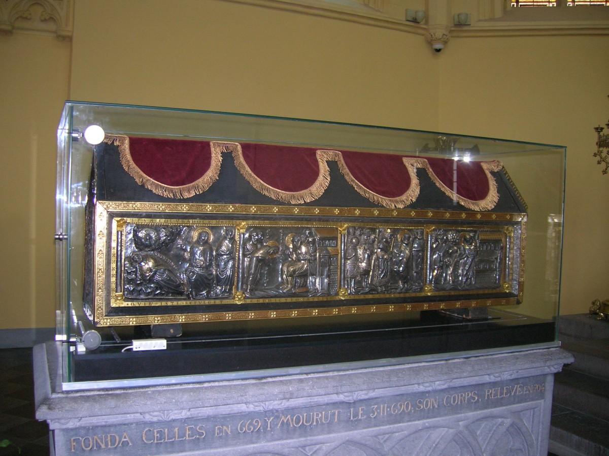 Châsse de Saint-Hadelin - Visé