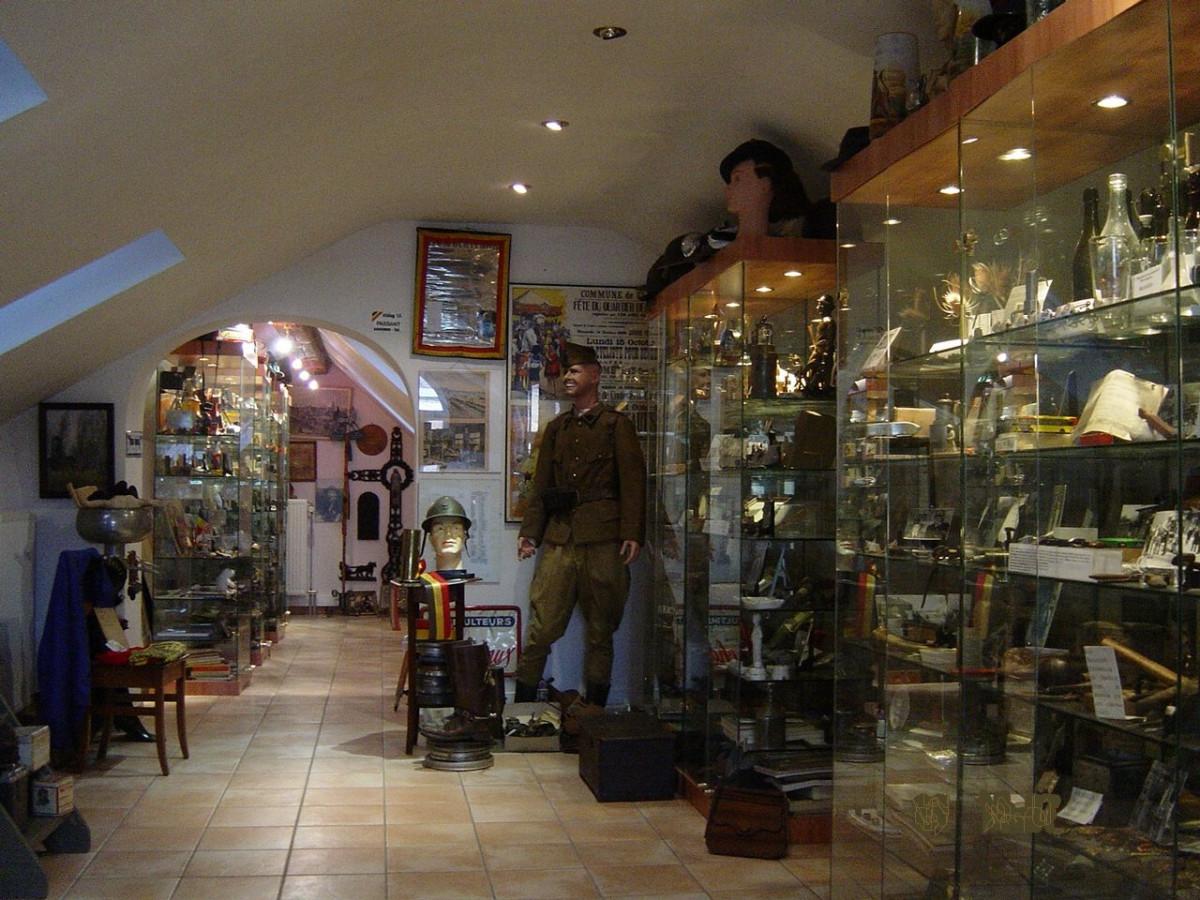 Le petit musée de Fléron