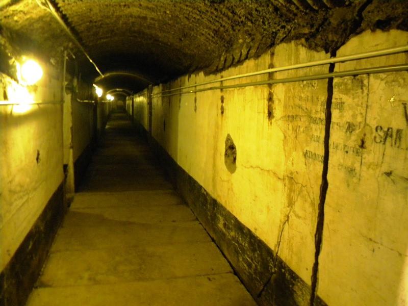 Fort de Barchon - galerie