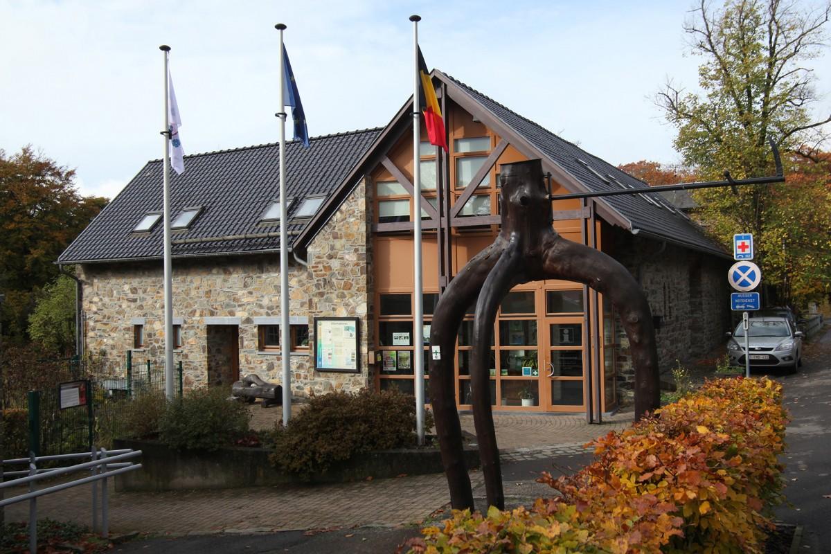 Maison Ternell - Eupen - Façade