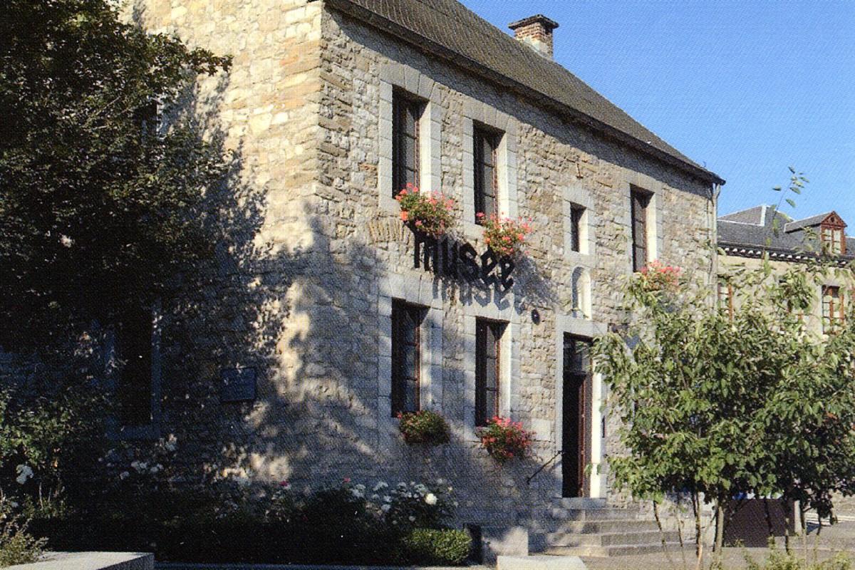 Musee du Pays d'Ourthe Amblève ASBL Musée Comblain - Façade - Vue proche