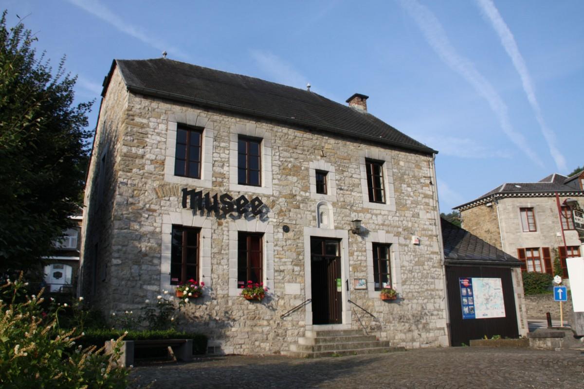 Musée du Pays Ourthe-Amblève - Façade - Vue éloignée