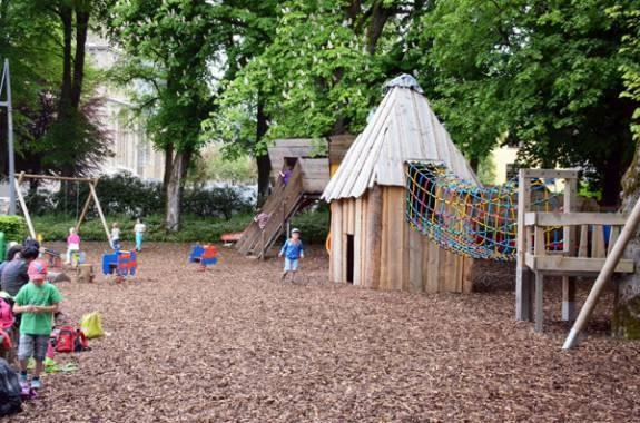 Spielplatz butgenbach