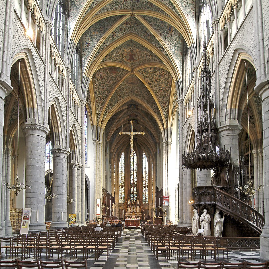 Cathédrale St-Paul