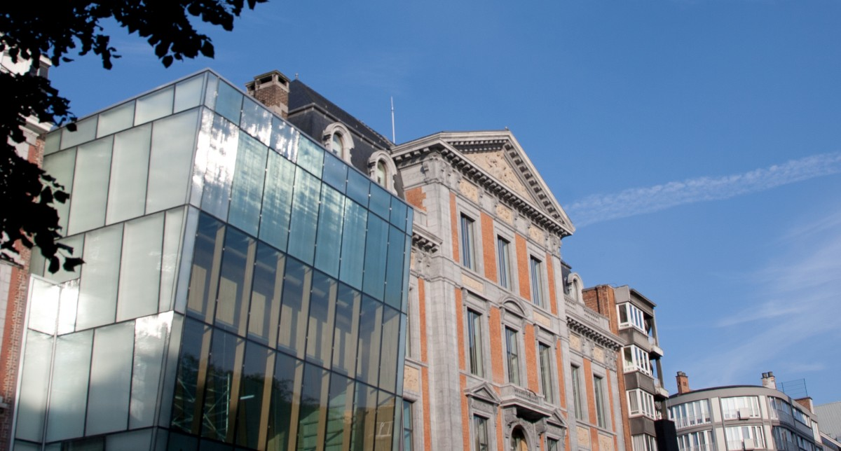 Théâtre de Liège - Liège - Vue extérieure