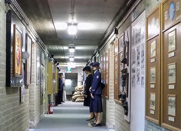 32 - Couloir