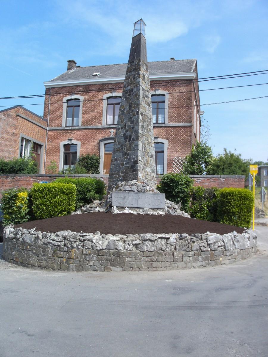 Monument de la Libération Comblain La Tour