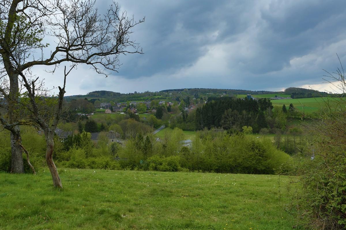 Belvédère de Malaccord - Ferrières - Panorama