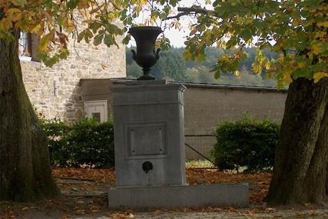 Fontaine de Rouge-Minière