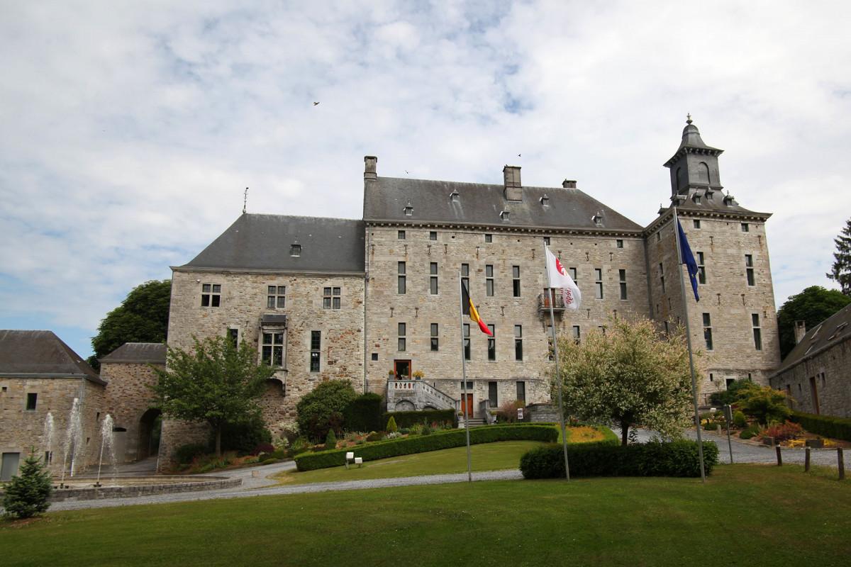 Château de Harzé - Façade