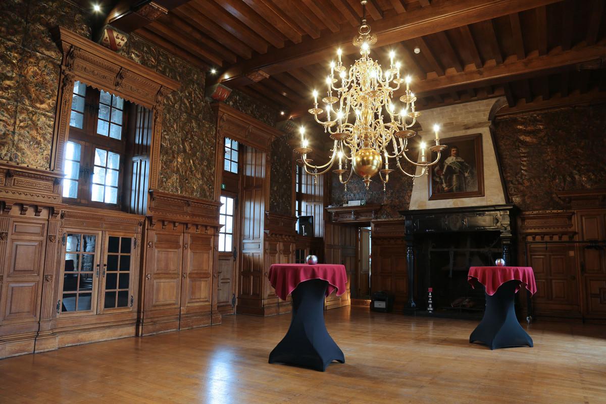 Château de Harzé - Salle de réceptions