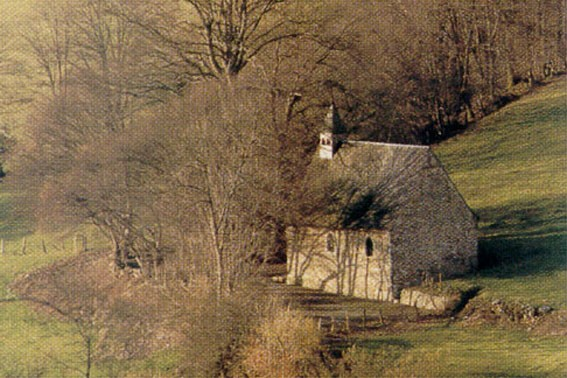 Chapelle Sainte-Anne du Bois du Pouhon