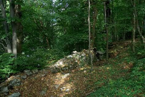Ruines de Dieupart
