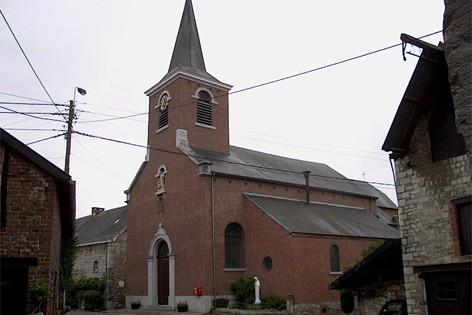 Eglise de Deigné