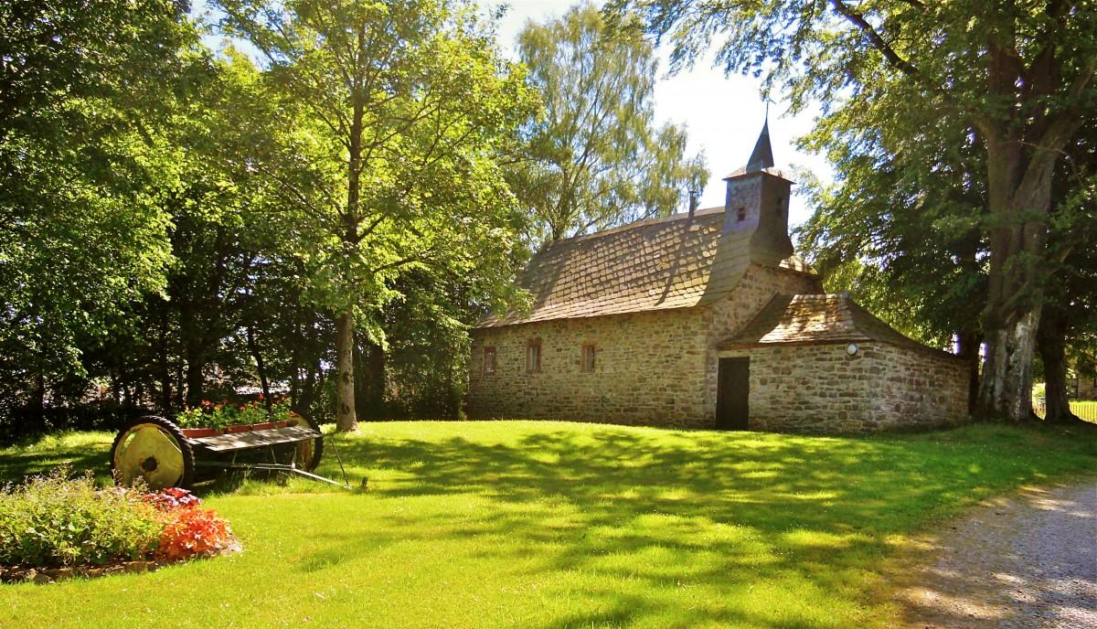 Chauveheid - Chapelle