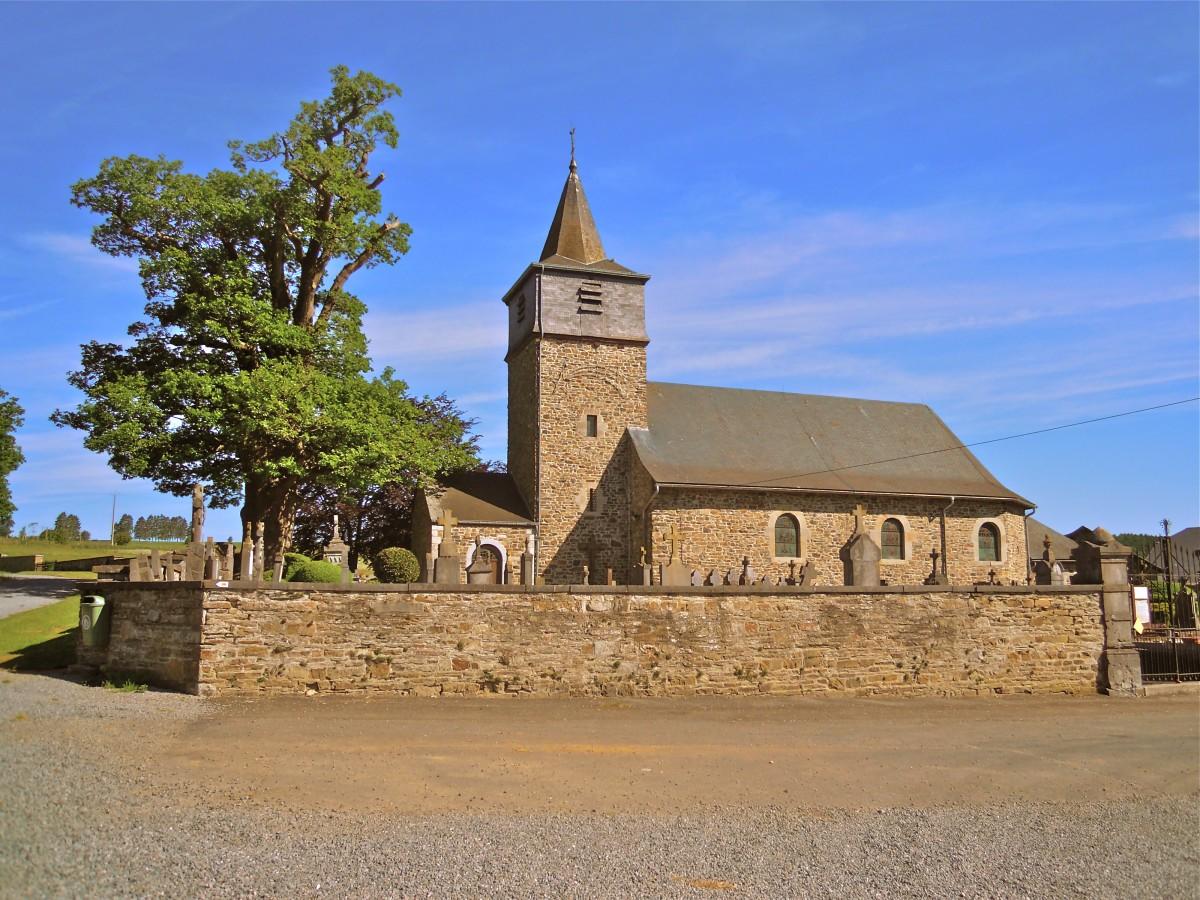 Rahier église