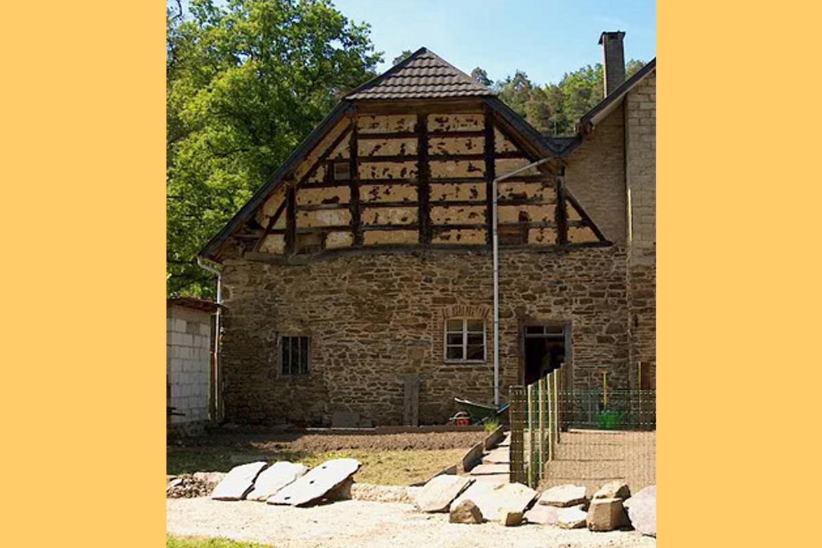 Moulin sur la Lienne