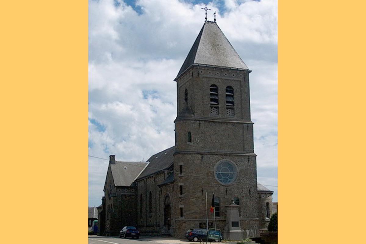 Eglise Saint Hubert