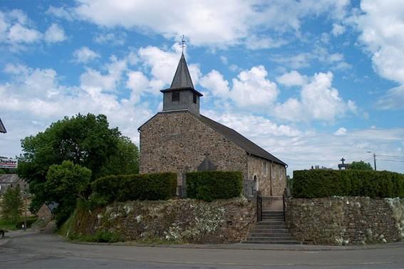 Eglise de La Gleize