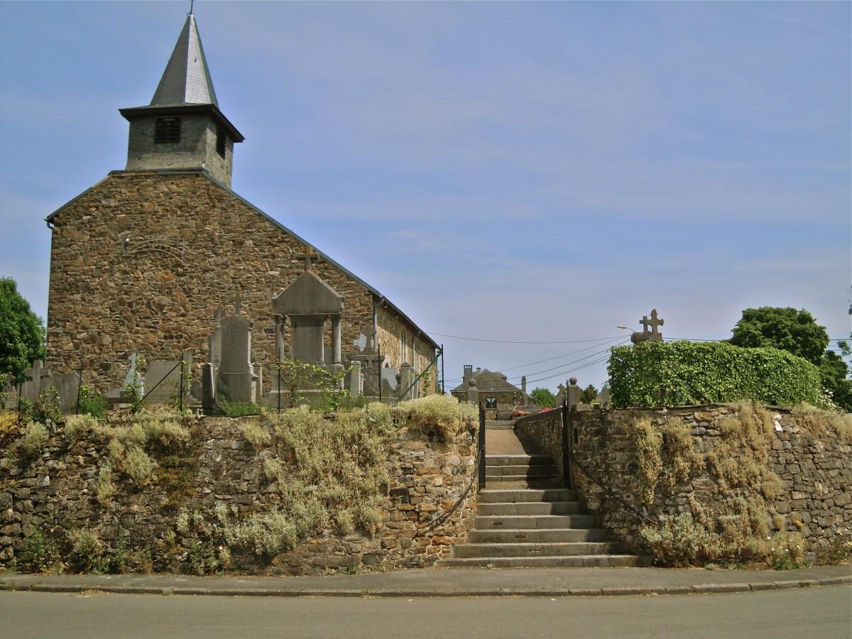 La Gleize église