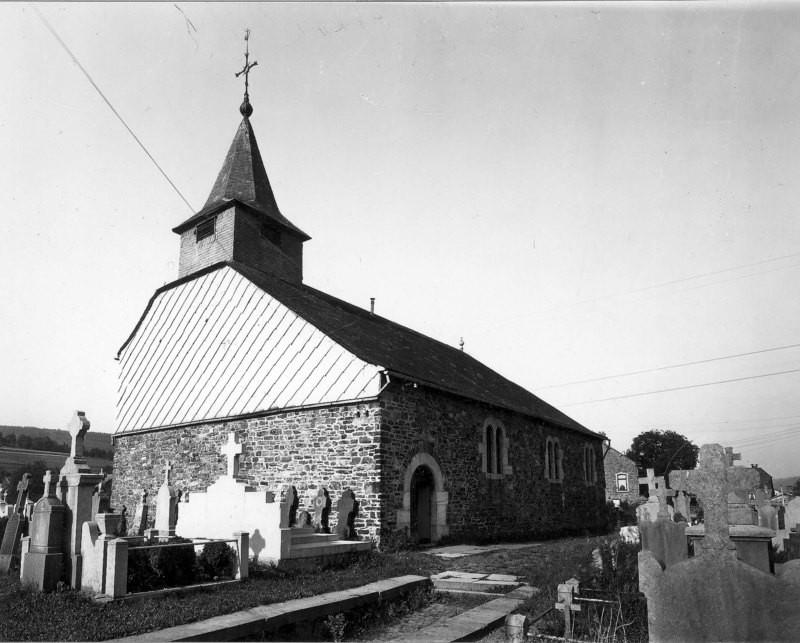 La Gleize - église 1101-1200
