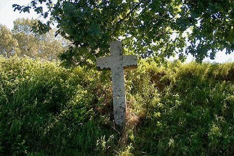 Croix sculptée de Tô