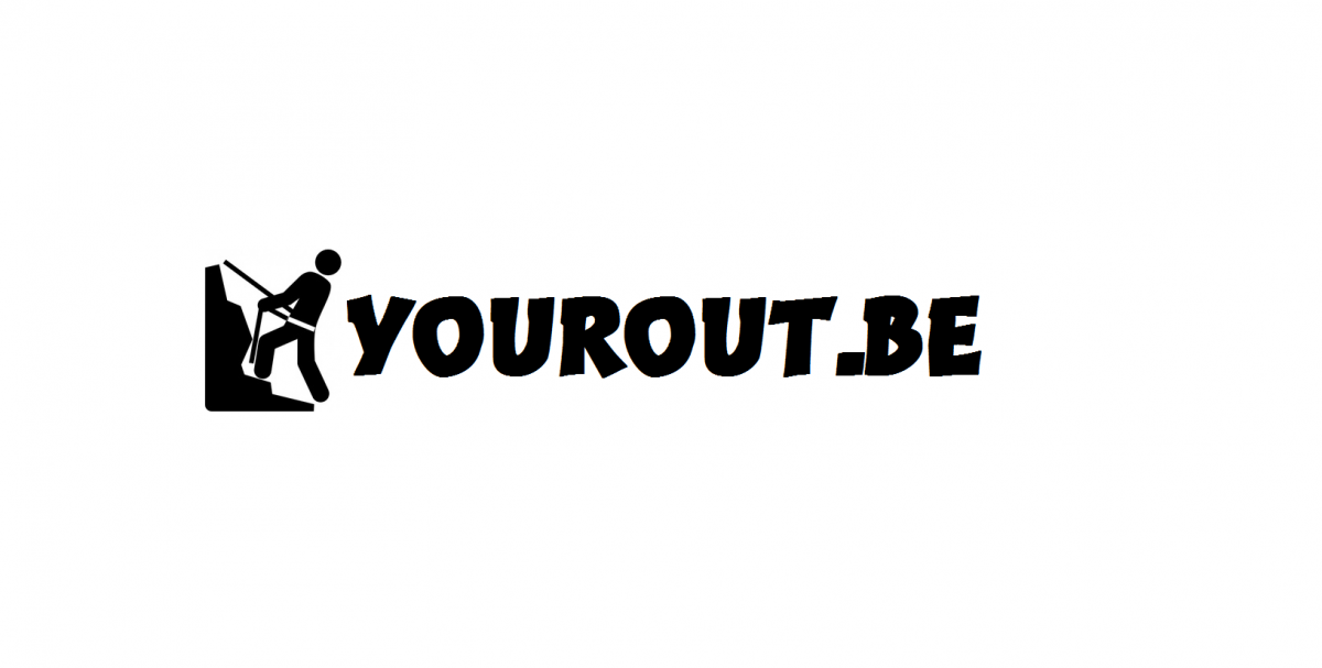 Logo yourout abseil