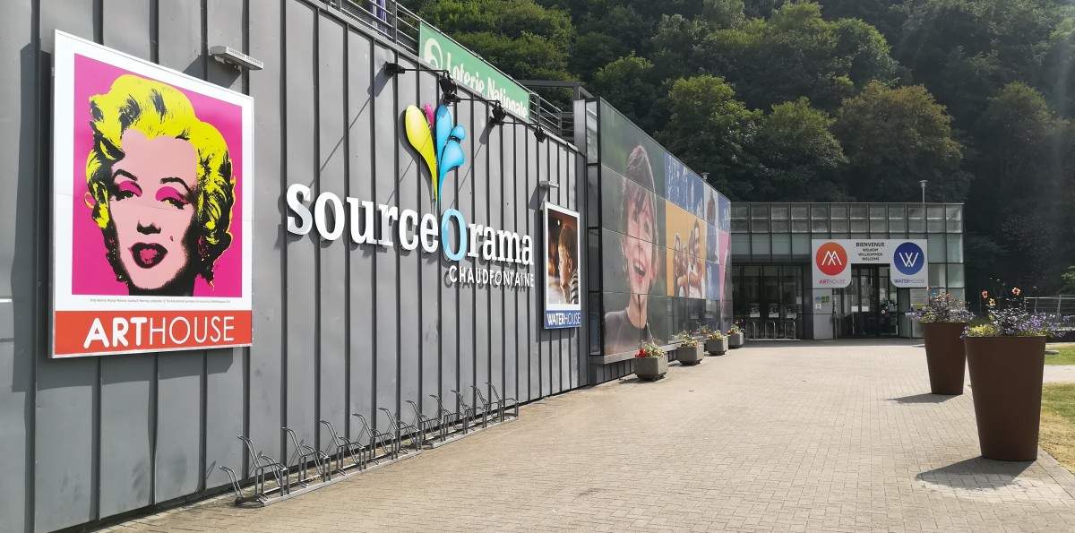 1 ArtHouse et WaterHouse - Entrée - (c) SourceOrama