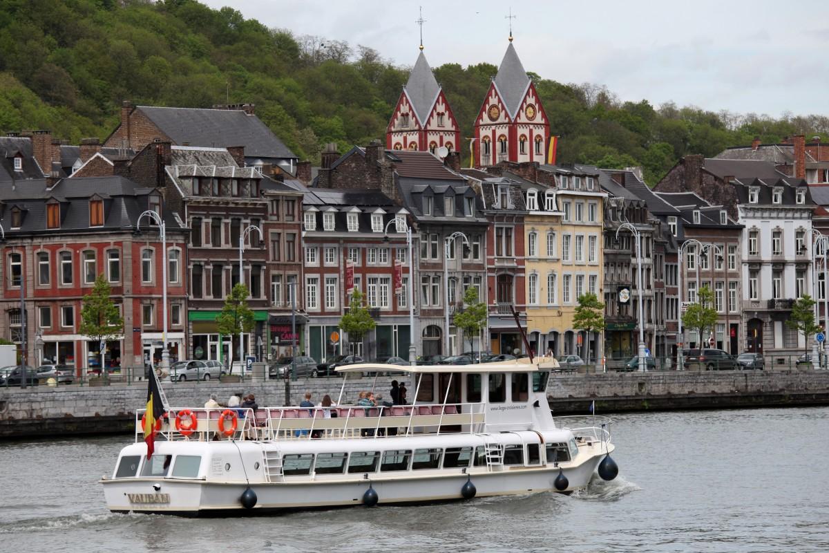 Liège Croisières - Le Vauban avec vue Côté St-Barthélemy