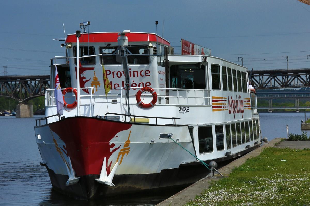 Liège - Croisières à bord du Pays de Liège