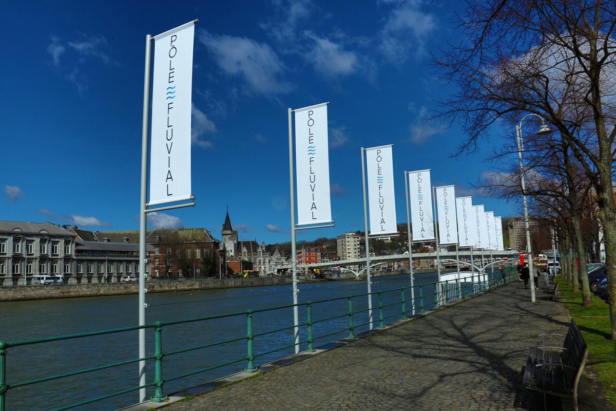 Liège - Navette Fluviale - Pôle Fluvial