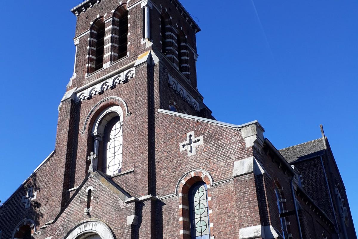 Pellaines - Promenade des Clochers - Église St-Barthélemy à Pellaines