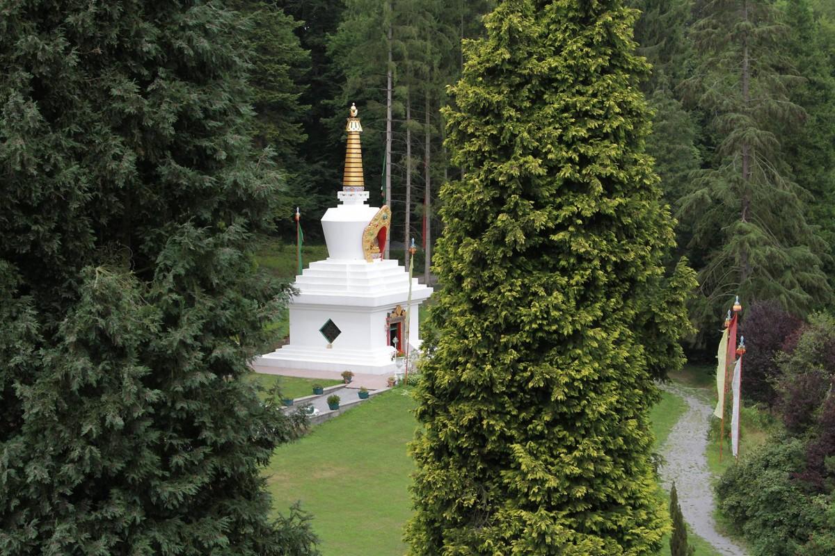Tihange - Institut tibétain Yeunten Ling
