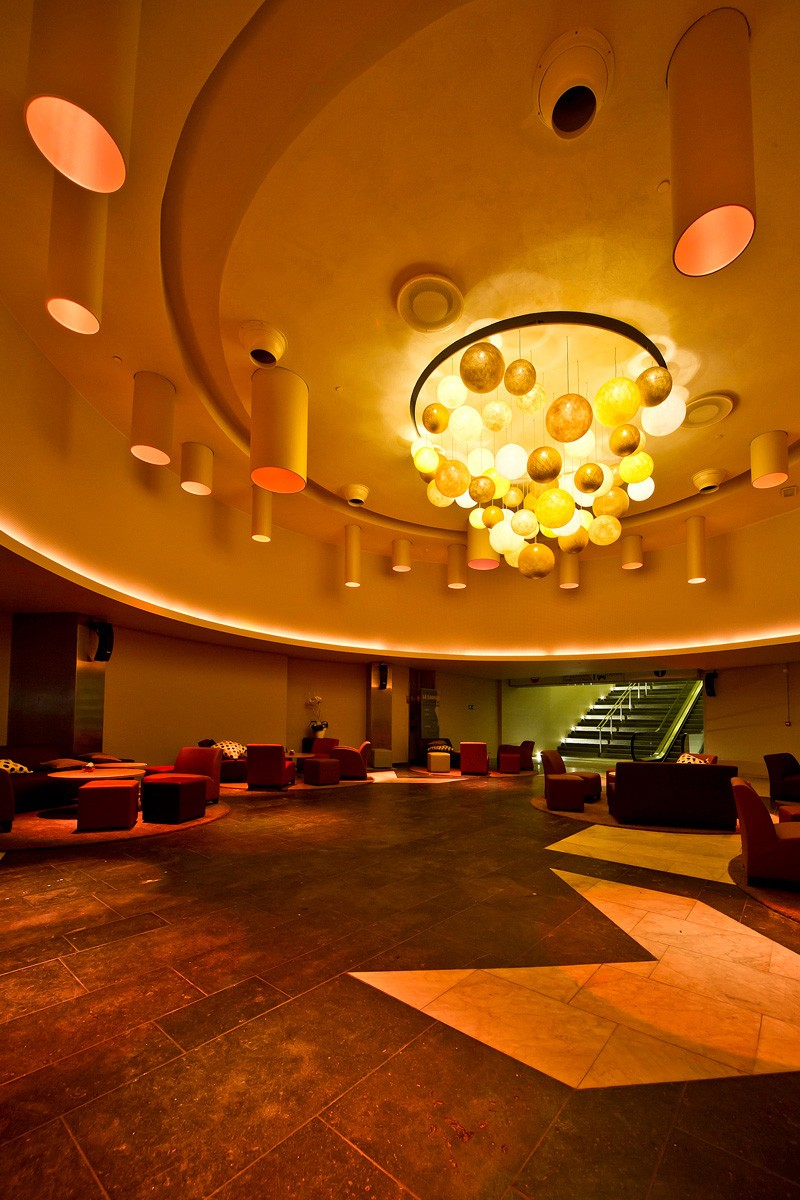 Le Cadran - Liège - Salle avec salons
