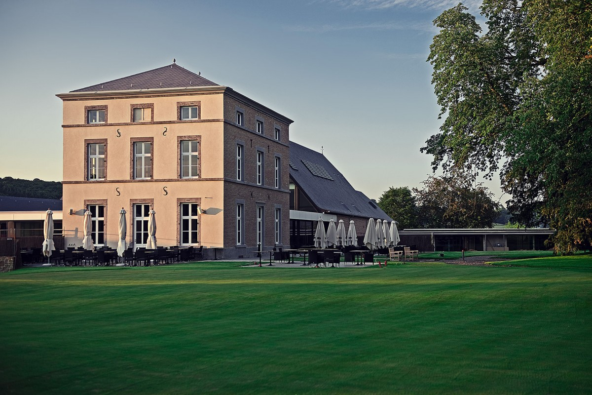 Naxhelet Golf Club - Wanze - Club House