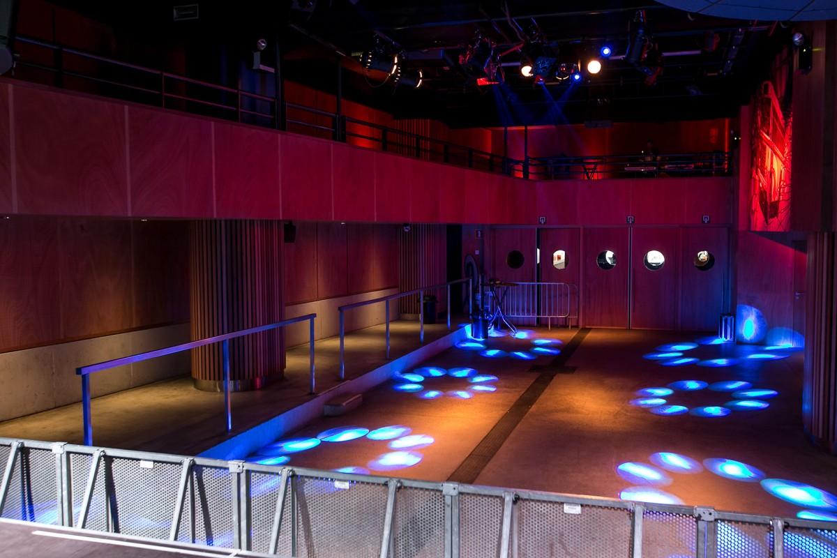 Reflektor - Liège - Salle